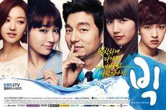 Big - Gong Yoo, Lee Min Jung, Shin Won Ho, Susy (Filme delicioso, muito bem interpretado por Gong Yoo que é muito fera) Adorei e recomendo muito