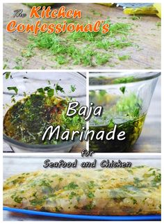 A unique combination of ingredients that impart fresh and exotic flavors into your food. Try this Baja-style marinade today!