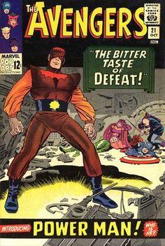 Los Vengadores 21. Por Jack Kirby y Wally Wood. #JackKirby #LosVengadores #TheAvengers