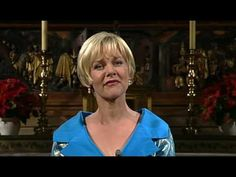 """▶ Barbara Bonney sings """"He shall feed his flock"""" from Handel's 'Messiah' - YouTube"""