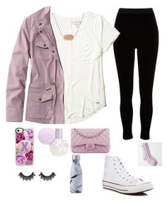 """Untitled #87"" by denisse-arellanoaguirre on Polyvore featuring River Island, Converse, Hollister Co., L.L.Bean, Kendra Scott, Casetify, Chanel, Swell, American Eagle Outfitters and plus size clothing"