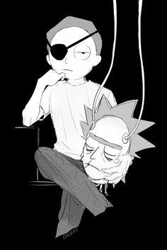 Evil Morty