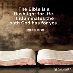 From one end of the Bible to the other, God answers us that He will never go back on His promises