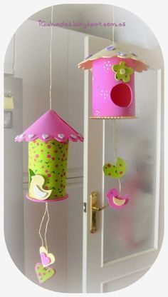 43 Breathtaking and ready-to-use DIY birdhouses for your beloved birds - MyKing .