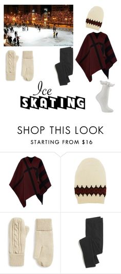 Ice Skating Style by lifeaccordingtojamie on Polyvore featuring Burberry, Madewell, RED Valentino, BP. and Gucci