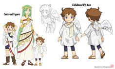 Childhood pit-kun by Go-Shogawara.deviantart.com on @deviantART