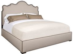 Shop for Vanguard Mady King Bed, V1726K-PF, and other Bedroom Beds at Vanguard Furniture in Conover, NC. Fabric and Leather.