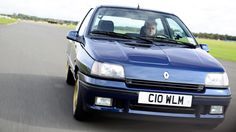 Hammond drives the icons: Renault Clio Williams | Top Gear