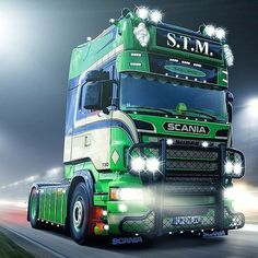Scania R730 By: STM #scaniafamilien #scania #scaniavabis #scaniav8 #scapower #powertrucks