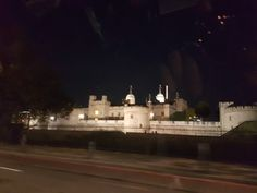 The Tower of #London... Beautiful day and night rain or shine. #travel #love Good night #London.