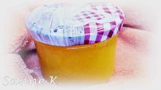 Orangen-Bodypeeling (mit Öl und Honig)