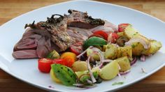Helgrillet lam Steak, Beef, Food, Meat, Meal, Eten, Steaks, Meals, Ox