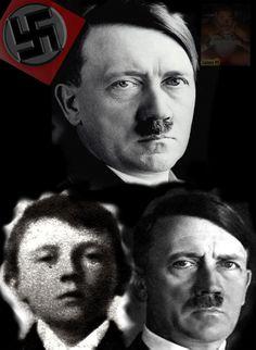 Adolf Hitler, collage! German Uniforms, The Third Reich, World War Ii, Wwii, Collage, Military, Pictures, War, Germany