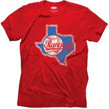 Texas Rangers T-Shirts - Buy Rangers Baseball Tee Shirts, Short & Long Sleeve Shirts for Men at MLB.com Shop