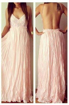 Candied Petals Maxi Dress