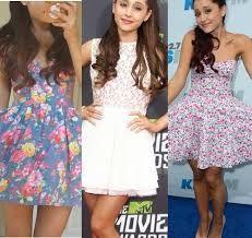 vestidos a flores y vestido blanco