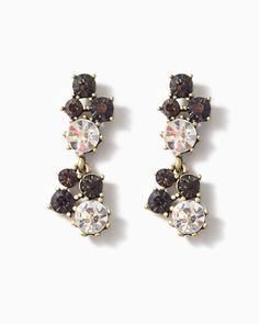 charming charlie | Captivating Clusters Earrings | UPC: 410006646872 #charmingcharlie