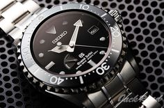 Sporty watch under $10k - SEIKO Grand Seiko Spring Drive Diver / Ref.SBGA029