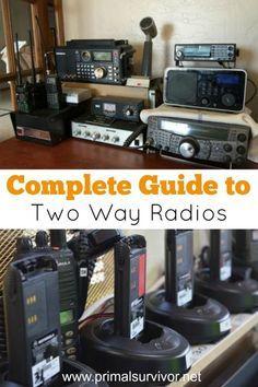 263 Best two way radio images in 2019   Radios, Antique