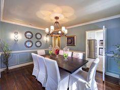 Eclectic Dining Rooms : Designers' Portfolio 979 : Home & Garden Television