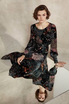 Alberta Ferretti Pre-Fall 2018 Fashion Show Collection