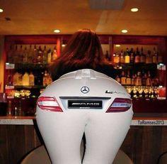 Quem gosta de Mercedes?