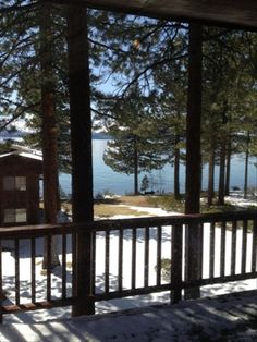 Beach Front Townhome vacation rental in Zephyr Cove from VRBO.com! #vacation #rental #travel #vrbo