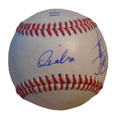 Atsunori Inaba Autographed Rawlings ROLB1 Leather Baseball, Proof Photo. Atsunori Inaba Signed Rawlings Baseball, Hokkaido Nippon-Ham Fighters, Yakult Swallows, Proof  This is a brand-new Atsunori Inaba autographed Rawlings official league leather baseball.  Atsunori signed the baseball in both English & Japanese (Kanji).  Atsunori signed the baseball in blue ball point pen. Check out the photo of Atsunori signing for us. ** Proof photo is included for free with purchase. Please click on…