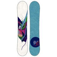 Burton Lux Snowboard - Women's 2013