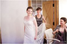 Very Spacious Bridal Suite, yours ALL DAY! Great photo background while getting ready for your special day.