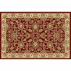 KHL Rugs Century Floral Rug