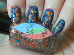 Dani-Mite from Nails by Laura (An EXTREMELY Limited Edition polish!