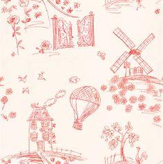 Meadowsweet wallpaper by Designers Guild