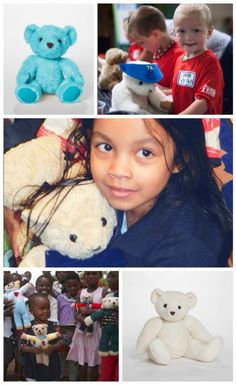 Bears for Humanity | buy one, one is donated to US children's charities