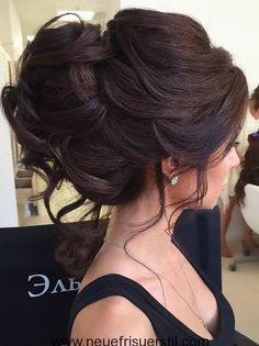 frisuren , 20+ erstaunliche lange Haare Hochsteckfrisuren , #Neue Frisuren 2018