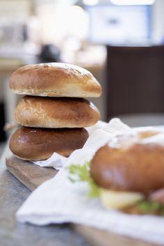 Purker fra Halden I Love Food, Food And Drink, Yummy Food, Baking, Eat, Delicious Food, Bakken, Backen, Sweets
