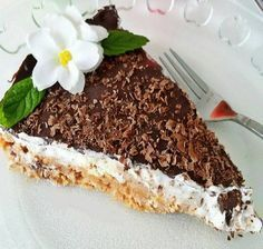 Çikolata Kaplı Elmalı Pasta