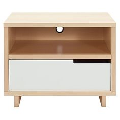 Modu-licious Bedside Table: Featured from Blu Dot's award-winning Modu-licious Series of modern bedside tables and contemporary bedroom furniture. Modern Bedside Table, Modern Dresser, Bedside Tables, Table Tv, Minimalist Nightstand, Table Color, Contemporary Bedroom Furniture, Night Table, Modern Kids