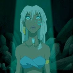 I have yet to hear a sufficient explanation as to why Kida is not an official Disney Princess.
