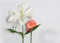 flowers collection #flowers #gemstones