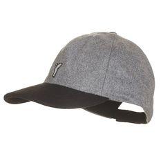 Casquette Golfino Woolen Baseball gris