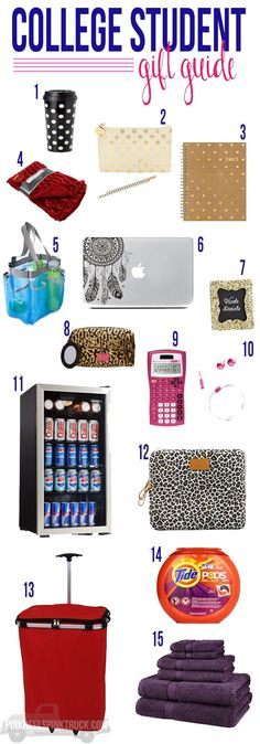 Care package ideas for college students college stress - Graduation gift for interior design student ...