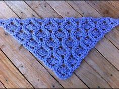 Chal maravilloso tejido a crochet paso a paso ! - YouTube