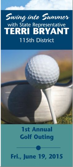 Swing Into Summer Golf Outing - Terri Bryant State Representative 115th District - http://www.bryantforillinois.com/swing_into_summer_golf_outing_terri_bryant_state_representative_115th_district