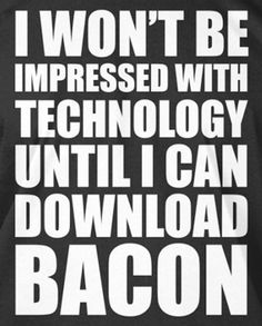 bacon technology