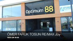 Optimum 88 Satılık 1+1 73 m2 Balkonlu Arakat Gözdağı Manzaralı