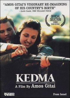 Kedma (2002) Israel. Dir: Amos Gitai. Drama - DVD CINE 1092