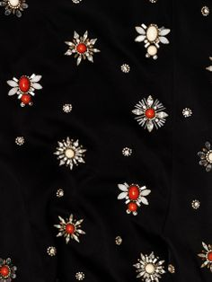 Embellished satin sheath dress | Jason Wu | MATCHESFASHION.COM