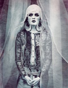 Silver spirit by Andrey  & Lili , via Behance