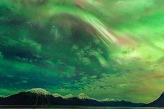 Near Girdwood, Alaska